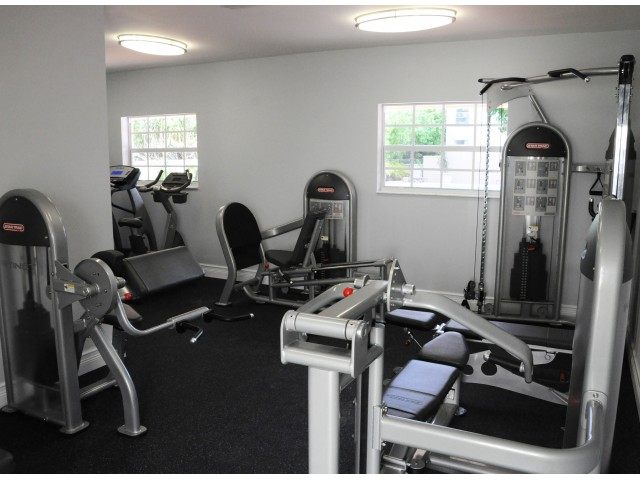 Image of 24-Hour Fitness Center for Las Brisas Gardens Apartments