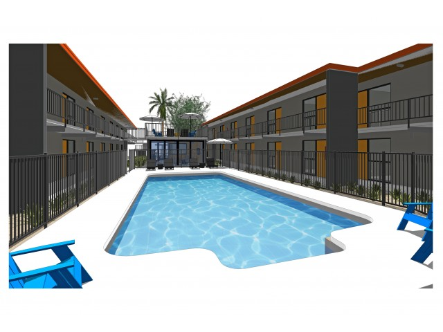 Image of Resort Style Pool for Duo Apartments