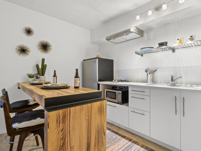 Image of New Energy Efficient Appliances for Duo Apartments