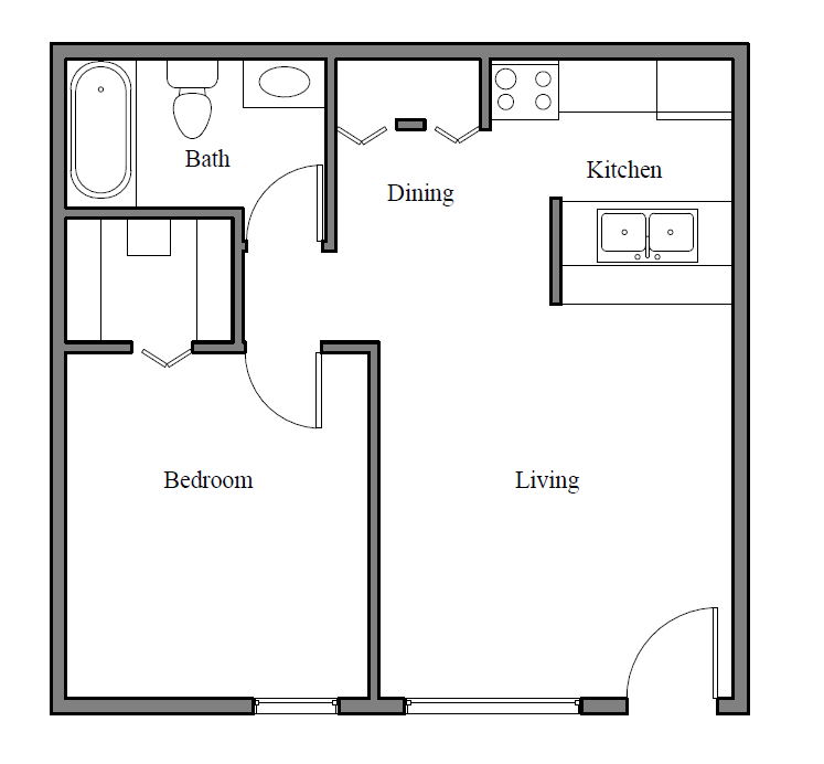 A1P floorplan picture