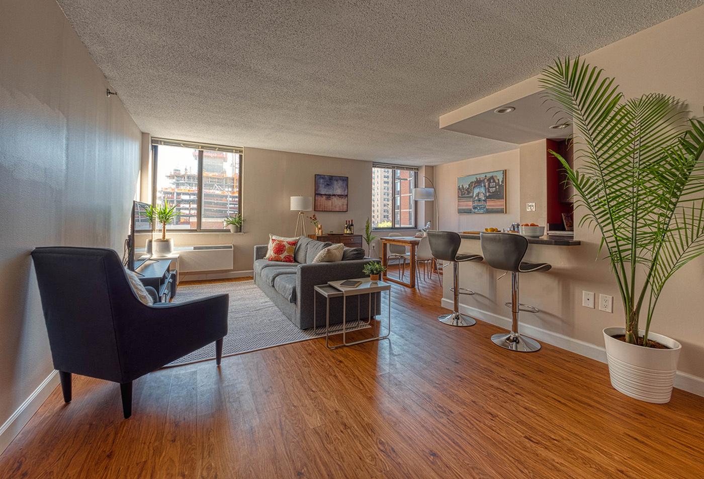 Modern Kitchen | Apartments In St. Louis | Del Coronado