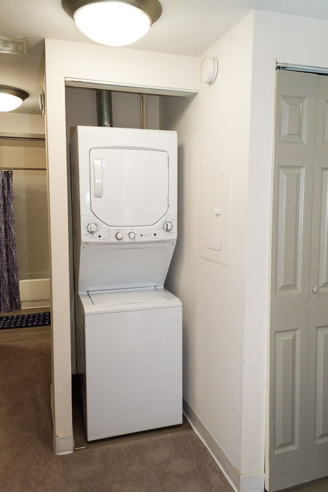 Image of Washer/Dryer for Carriage House