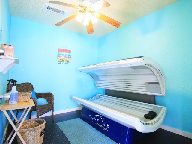 Image of Tanning Bed for Post Oak