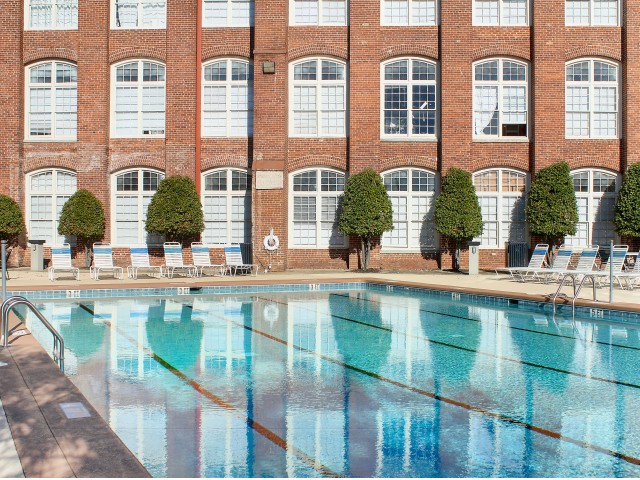 The Lofts Apartments Lifestyle - Swimming Pool