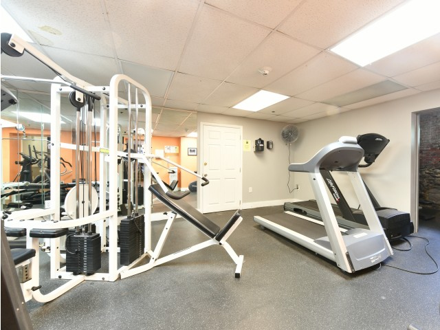 Image of 24 Hour Fitness Gym for Carriage House
