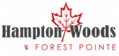 Hampton Woods And Forrest Pointe Apartments Logo