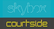 Skybox And Courtside Apartments Logo