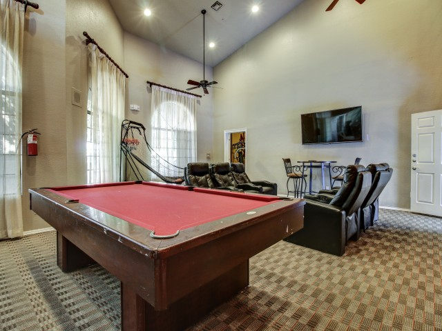 Villas on Apache Apartments Lifestyle - Game Room