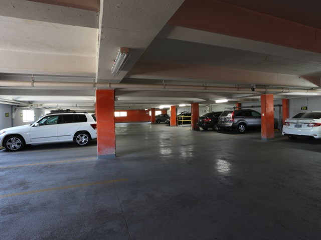 Image of Parking Garage for The Landing