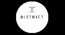 District Flats Apartments Logo