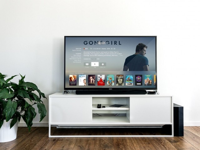 Image of 55' 4K Sony Smart TV's in Each Apartment for Logan and Chamberlain