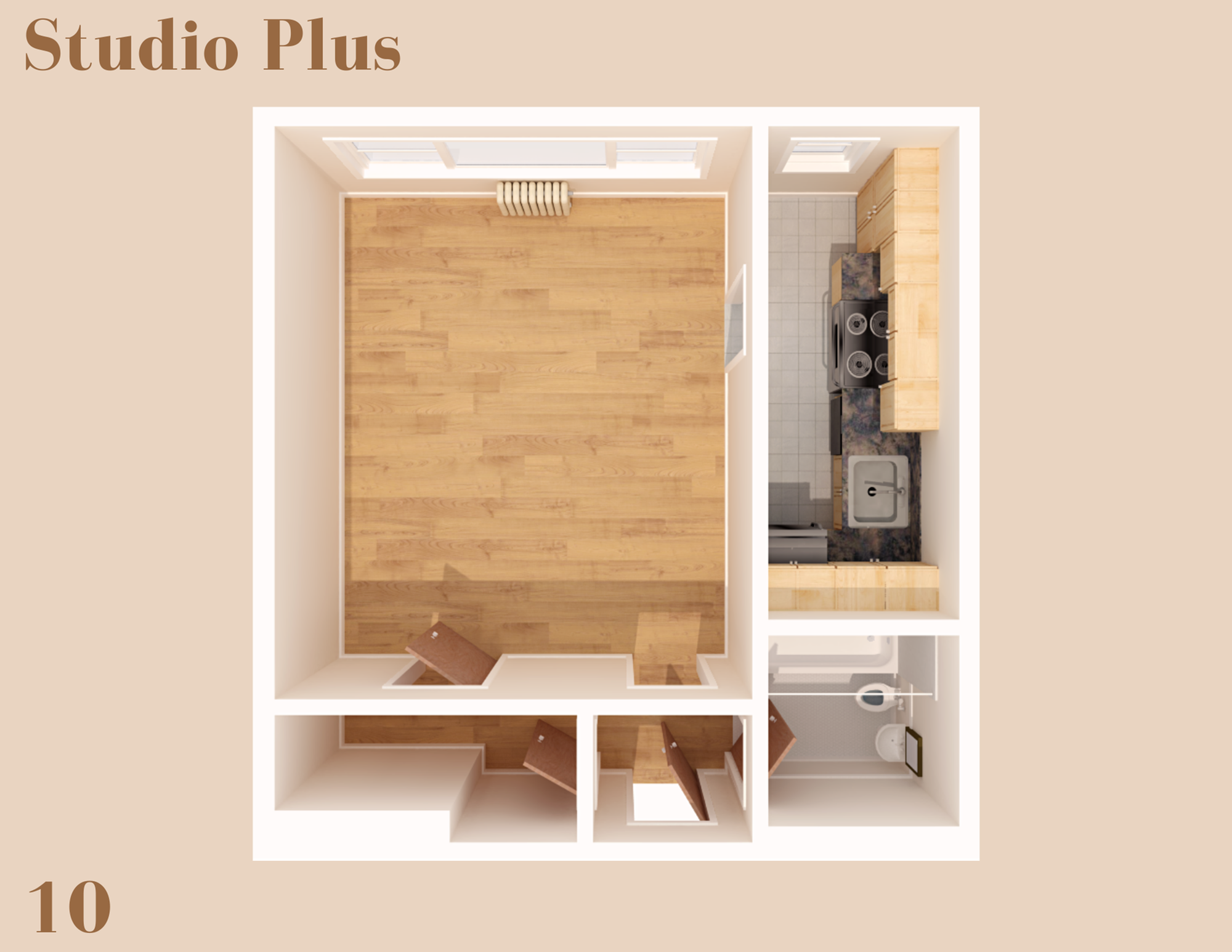 Wilsonian Studio Plus 10