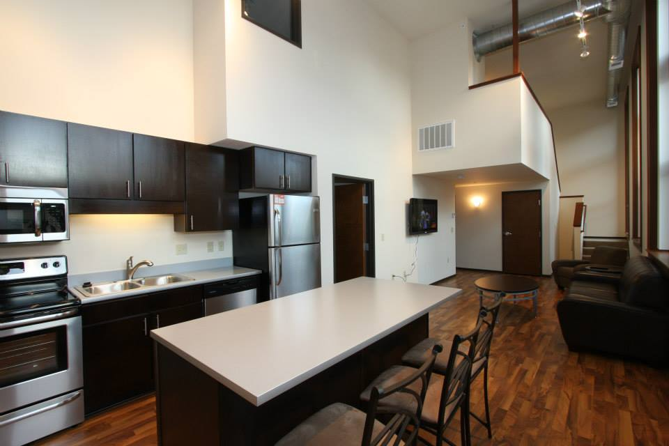 Sydney Hall And Dinkydome Apartments Furnished Apartment Kitchen