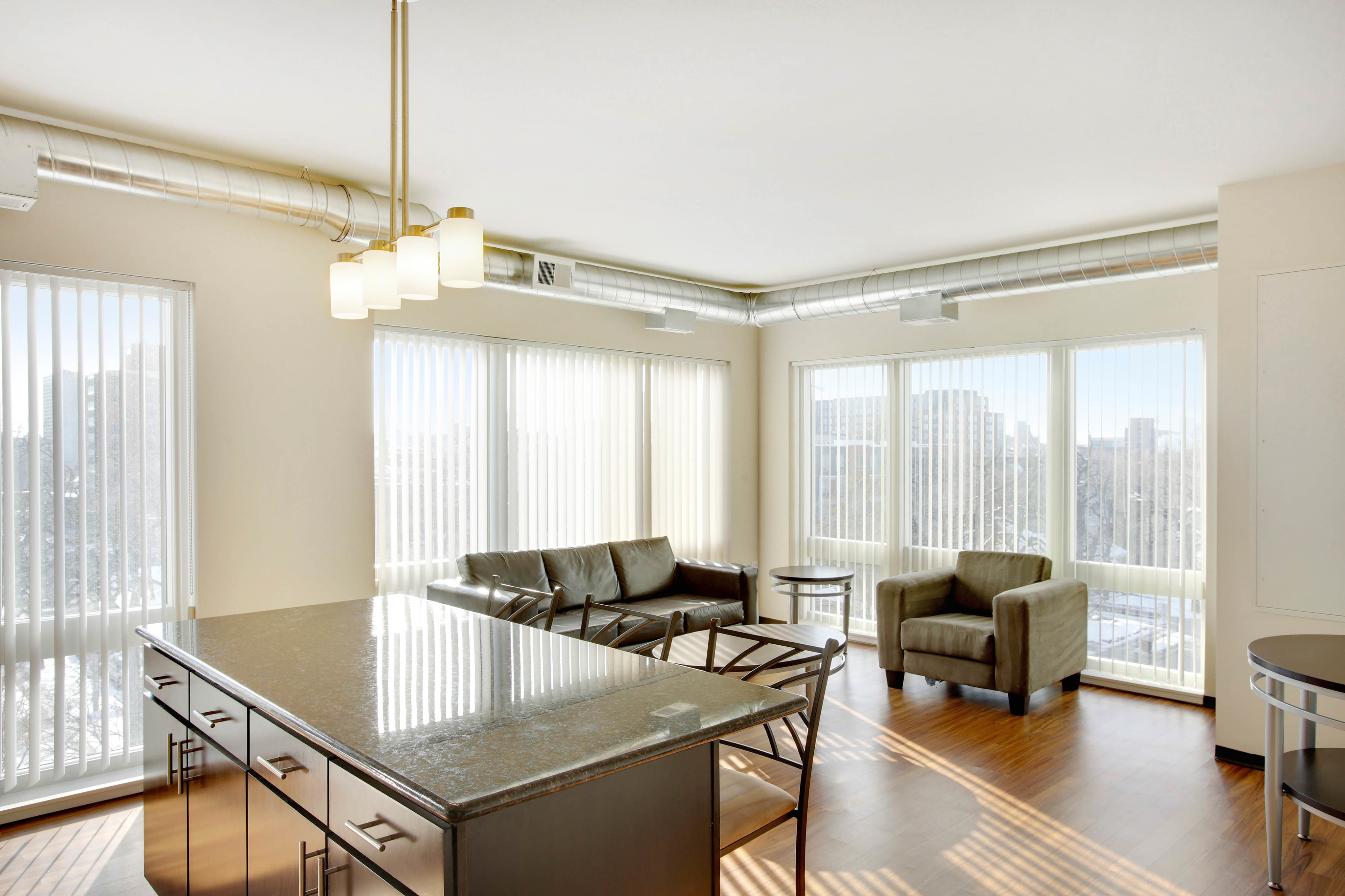 412 Lofts Apartments Furnished Apartment
