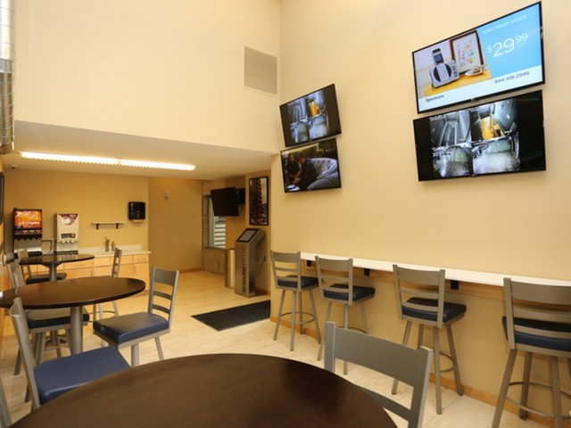 The Lux Apartments Lifestyle - Coffee Bar