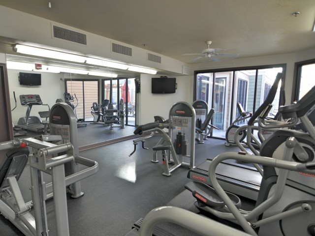 Stratum on Highland Apartments Lifestyle - 24 Hour Fitness Center