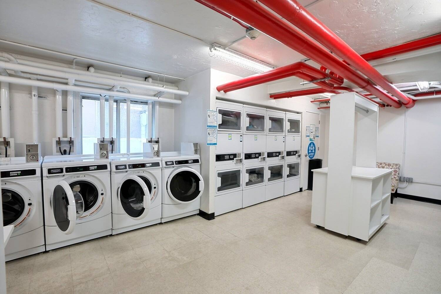The Landing Apartments Lifestyle - Laundry Facilities