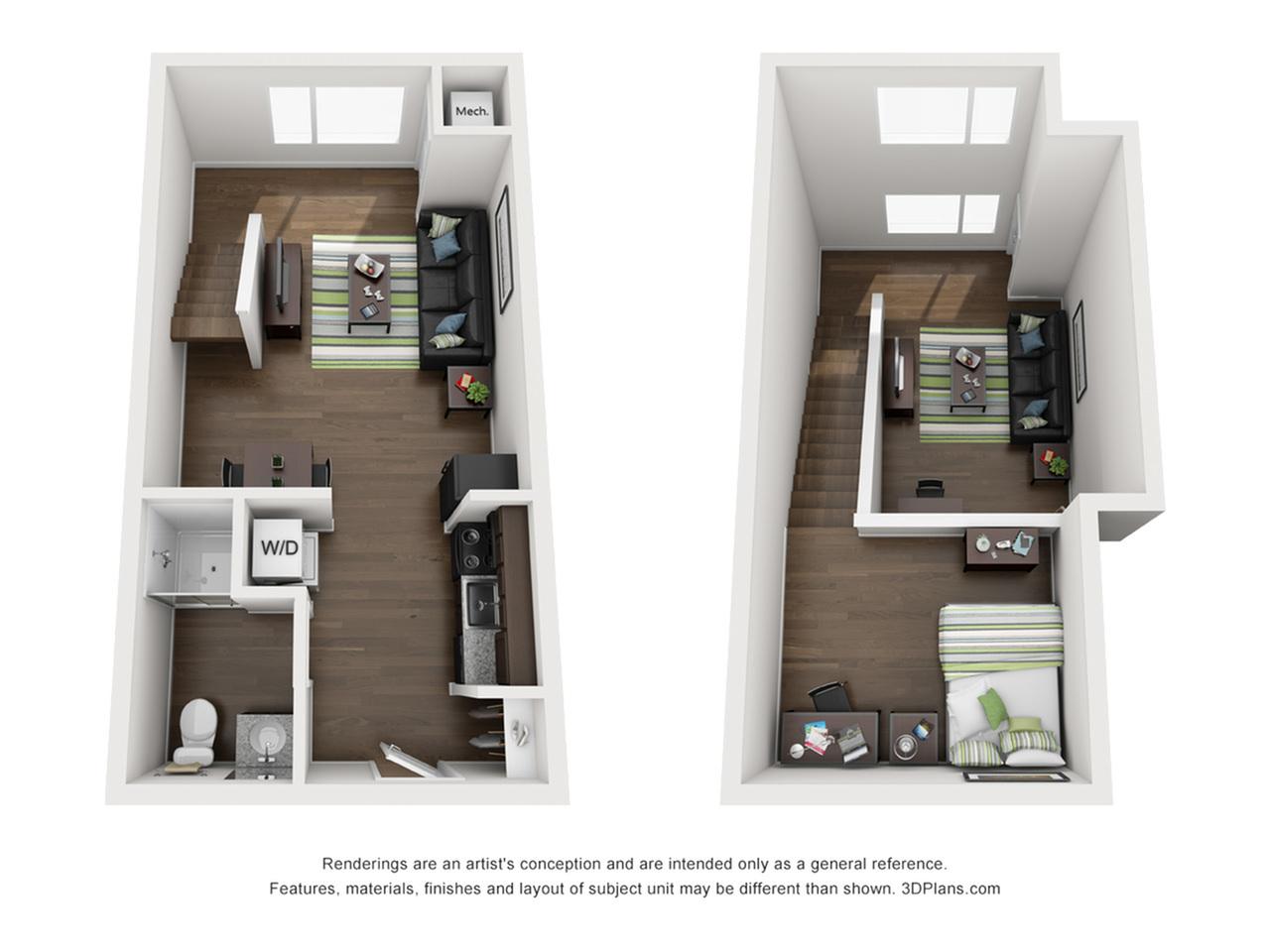 213 Elm Studio Loft