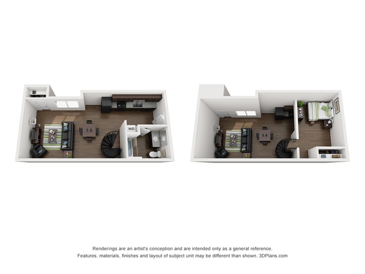 312 Elm Studio Loft