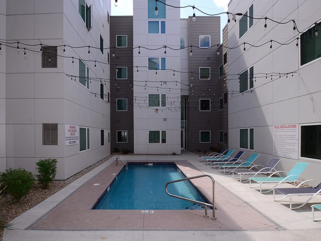 Image of Pool for Prime Place UNL