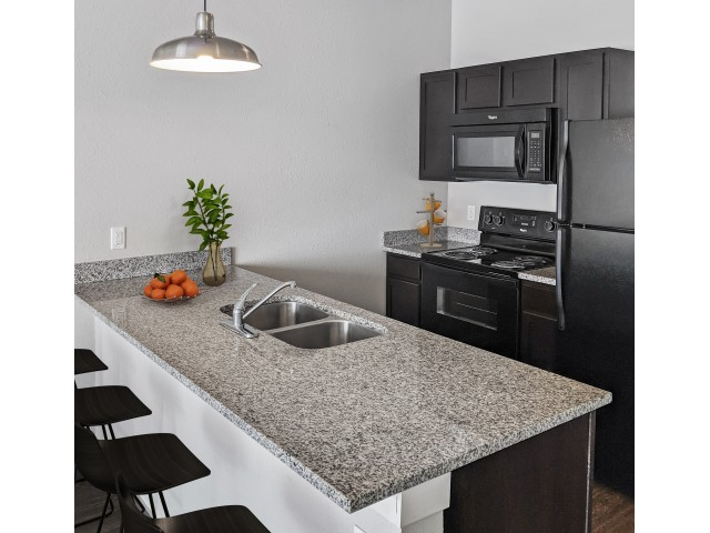 Image of Granite Countertops for Prime Place OSU