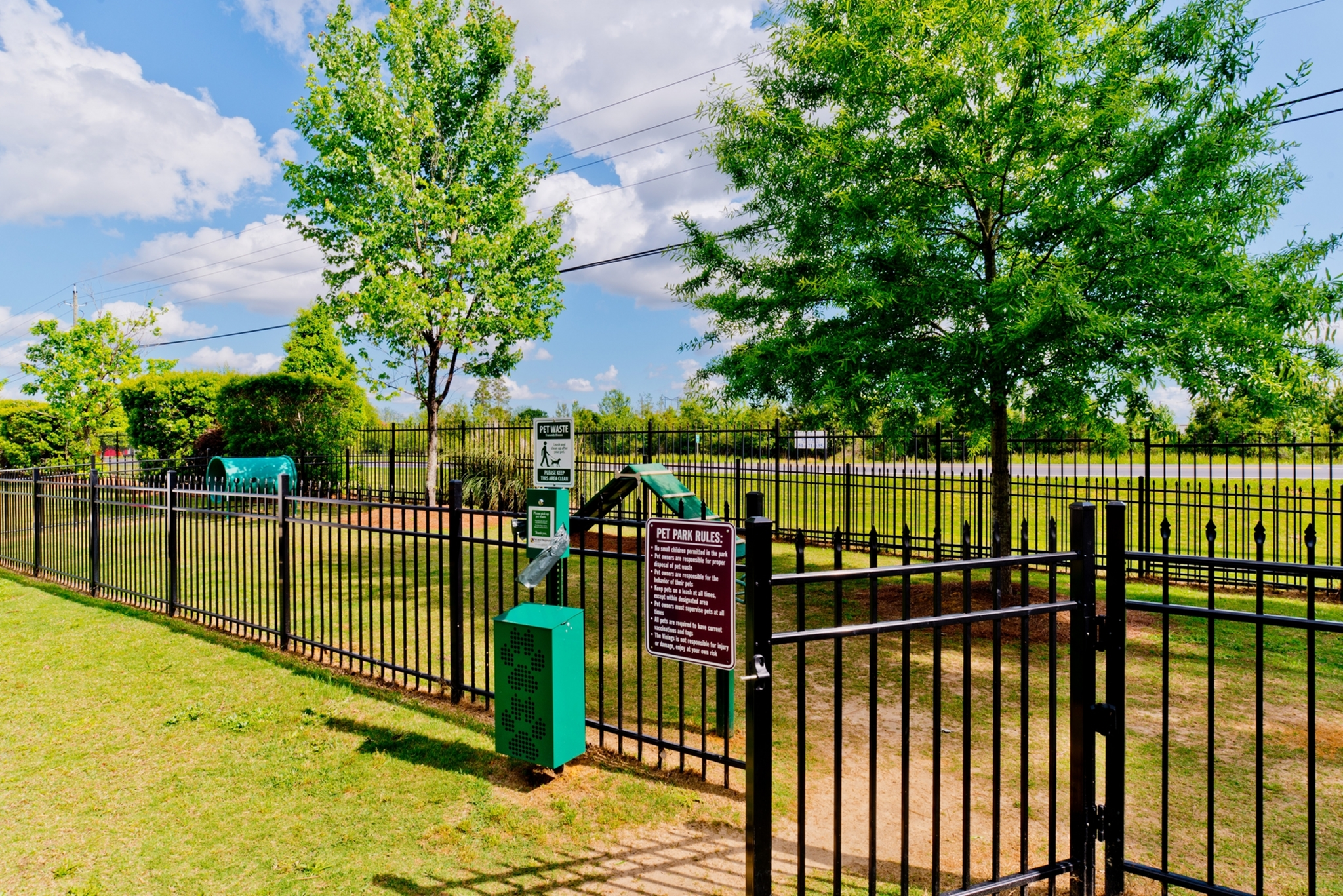Image of Pet Park for Vinings at Spanish Fort
