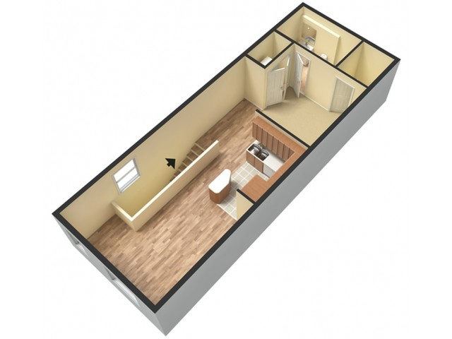 Studio Premier Terrace