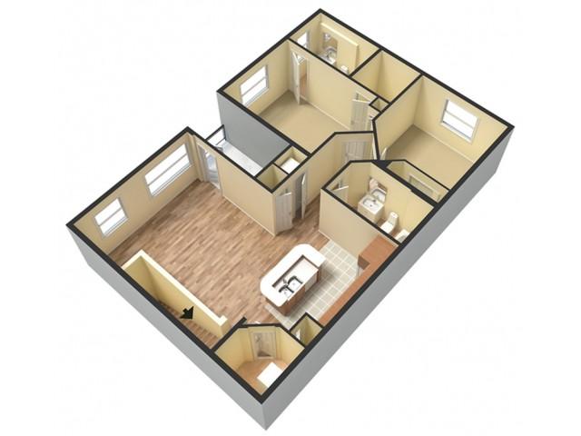 2 Luxury Terrace