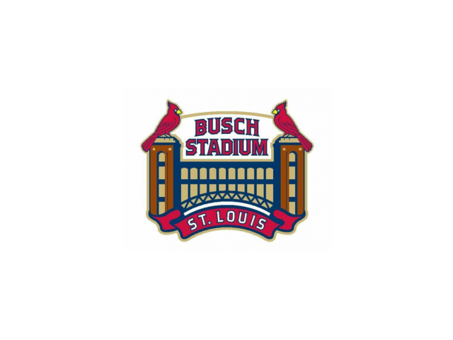 Logo for Busch Stadium