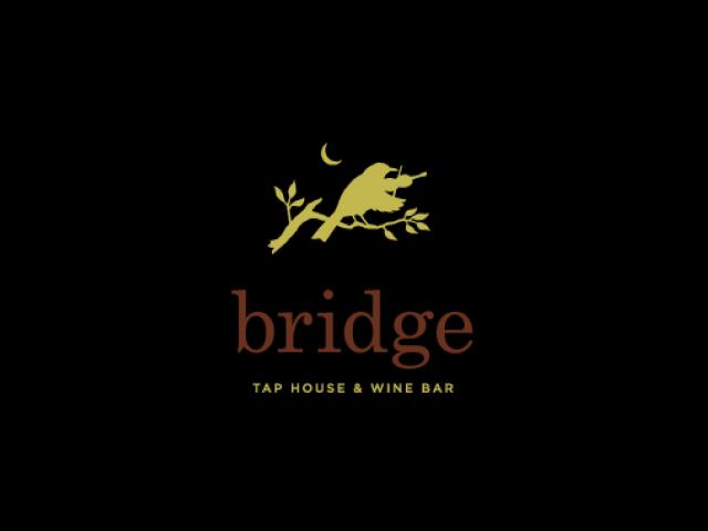 Logo - Bridge Tap House and Wine Bar