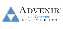 Advenir Living Logo | Apartments in North Houston | Advenir at Wynstone