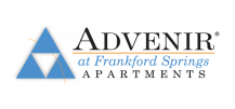 Advenir Living Logo | Apartments in North Dallas Tx | Advenir at Frankford Springs