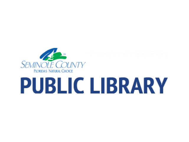 Seminole Country Public Library Logo