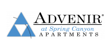 Advenir at Spring Canyon Logo | Apartments In Colorado Springs | Advenir at Spring Canyon