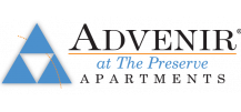 Advenir Living Logo | Apartments In Baytown TX | Advenir at the Preserve