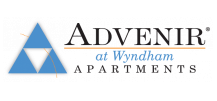 Advenir Living Logo | Longmont Apartments | Advenir at Wyndham