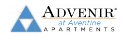 Advenir Living Logo | Luxury Apartments In Naples FLorida | Advenir at Aventine