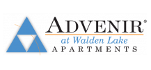 Advenir at Walden Lake Logo | Apartments In North Miami | Advenir at Walden Lake