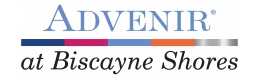 Advenir at Biscayne Shores Logo | North Miami Apartments | Advenir at Biscayne Shores