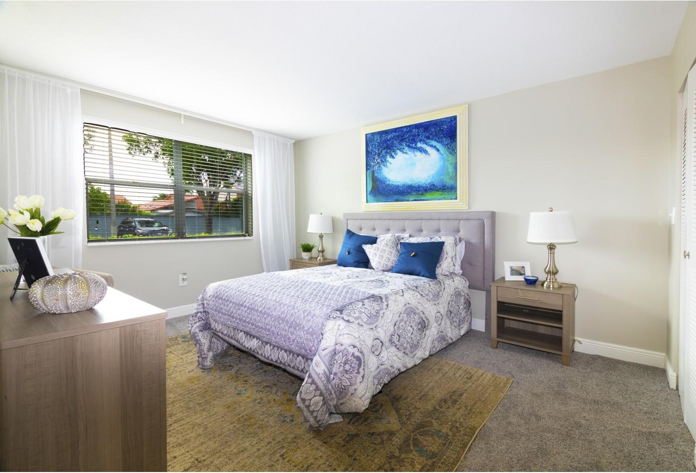 Master bedroom Model