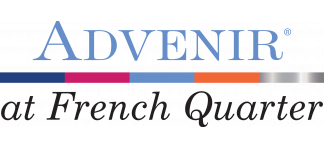 Advenir at French Quarter Logo