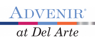 Advenir at Del Arte Logo