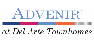 Advenir at Del Arte Townhomes Logo