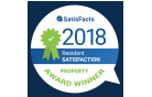 SatisFacts Medallion 2018