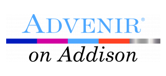 Advenir on Addison Logo