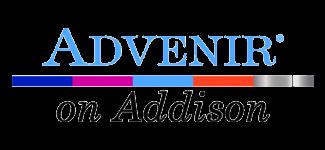 Advenir on Addison Logo