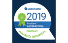 SatisFacts Medallion 2019