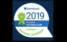 SatisFacts Medallion 2019