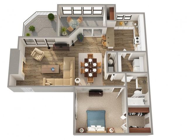Cumberland Floorplan