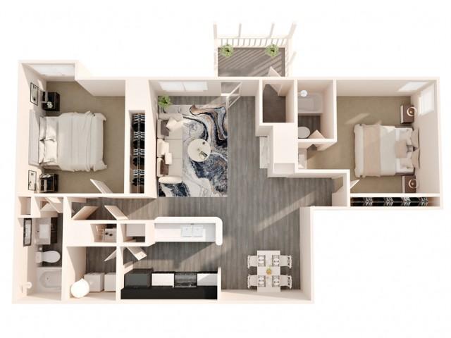 2 bedroom apartments greensboro nc